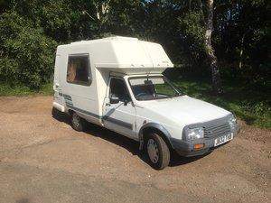 1991 Romahome Camper Van
