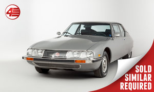 Picture of 1972 Citroën SM /// Just 8k Miles From New! SOLD
