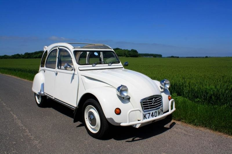 1992 Citroen 2CV 'Beachcomber' FULLY RESTORED  For Sale (picture 1 of 6)