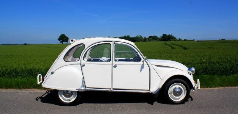 1992 Citroen 2CV 'Beachcomber' FULLY RESTORED  For Sale (picture 2 of 6)