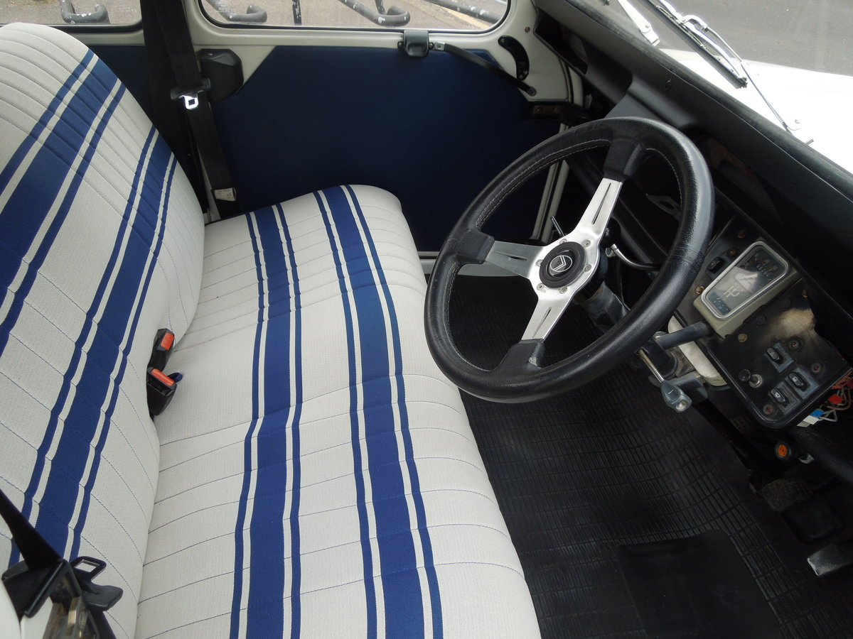 1992 Citroen 2CV 'Beachcomber' FULLY RESTORED  For Sale (picture 5 of 6)