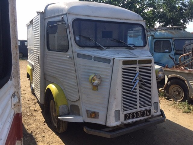 1973 Citroen HY food truck For Sale (picture 3 of 6)