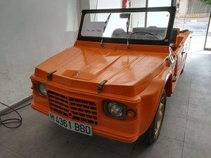 1977 Citroen Mehari - restored