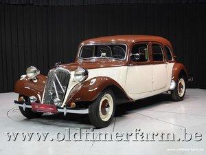 1951 Citroën Traction Avant Familiale II '51