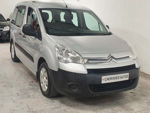 CITREOEN BERLINGO 1.6 TD VT ESTATE 5 DOOR*GEN 27,000 MILES