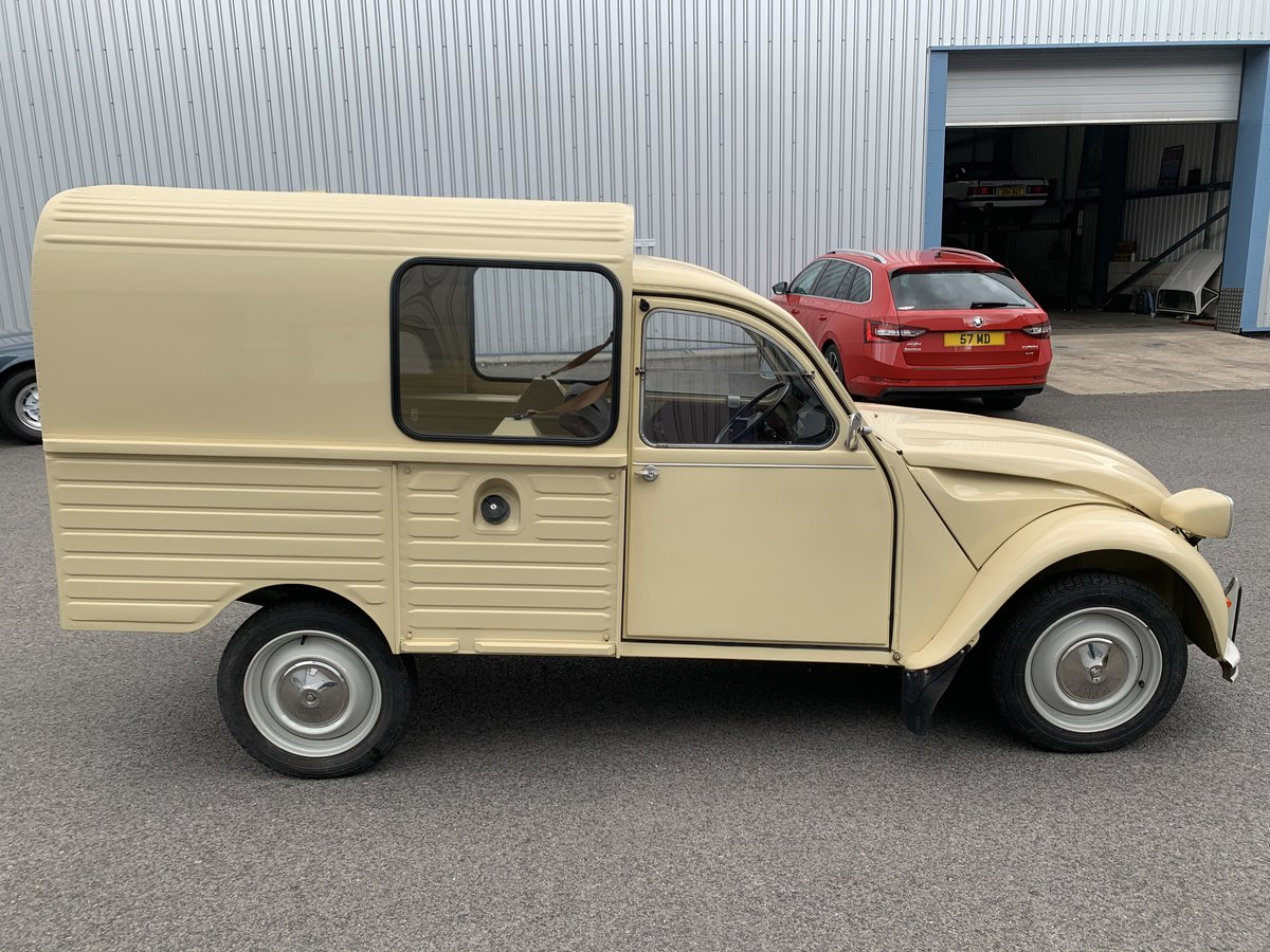 1978 CITROEN 2CV FOURGONETTE For Sale (picture 3 of 6)
