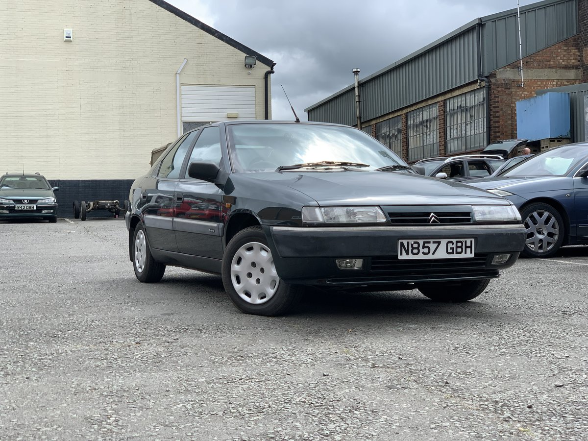 1996 Citroen Xantia 1.9 Turbo D SOLD (picture 1 of 6)
