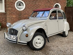 1989 CITROEN 2CV SPECIAL  - RESTORED BY 2CV CITY, LOVELY