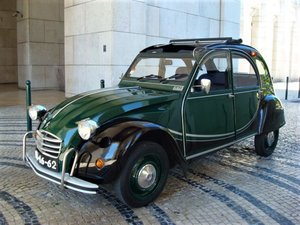 1983 Citroën 2 CV6 type Charleston For Sale