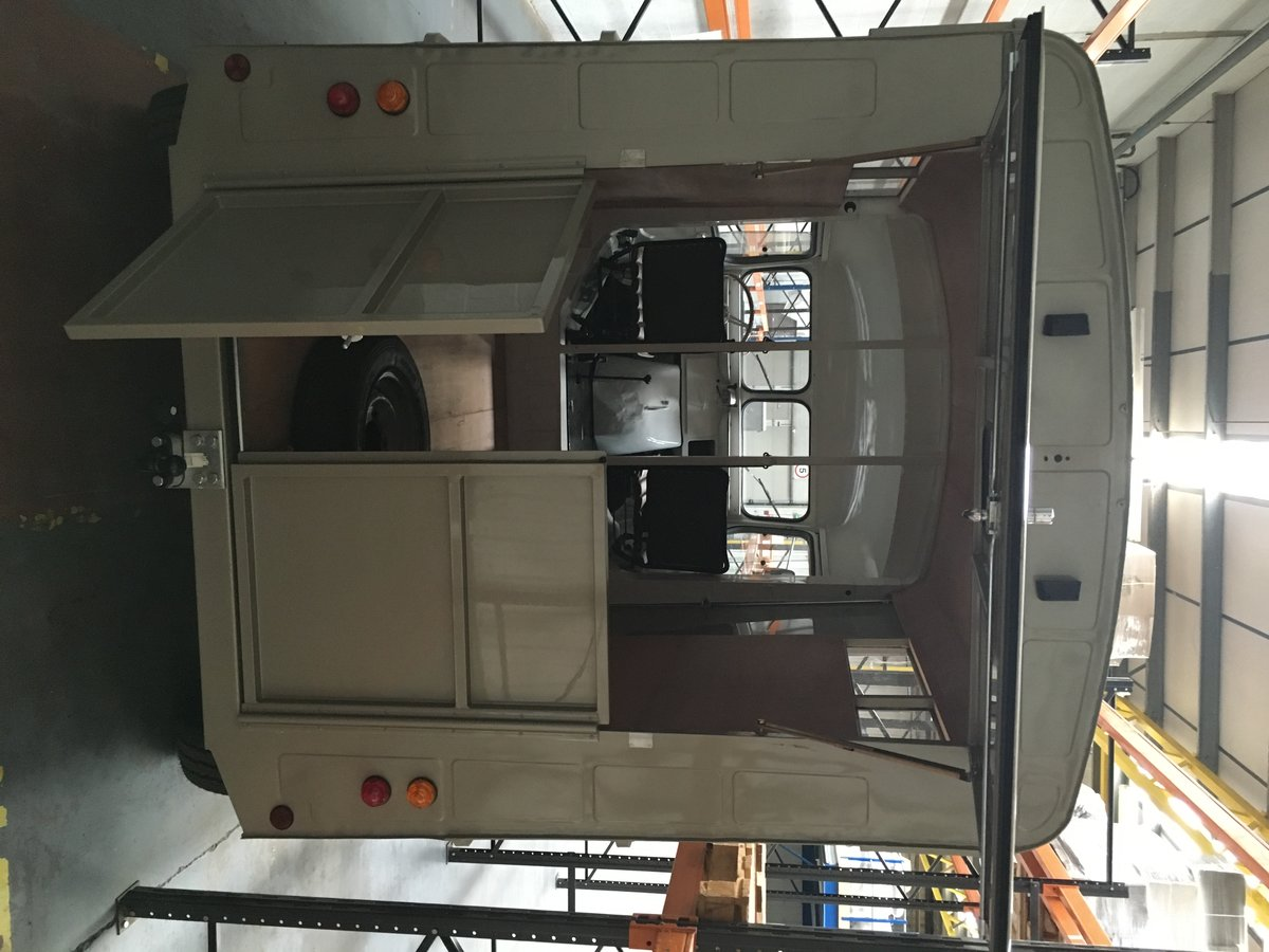 1963 renovated Citroen H Van For Sale (picture 1 of 3)