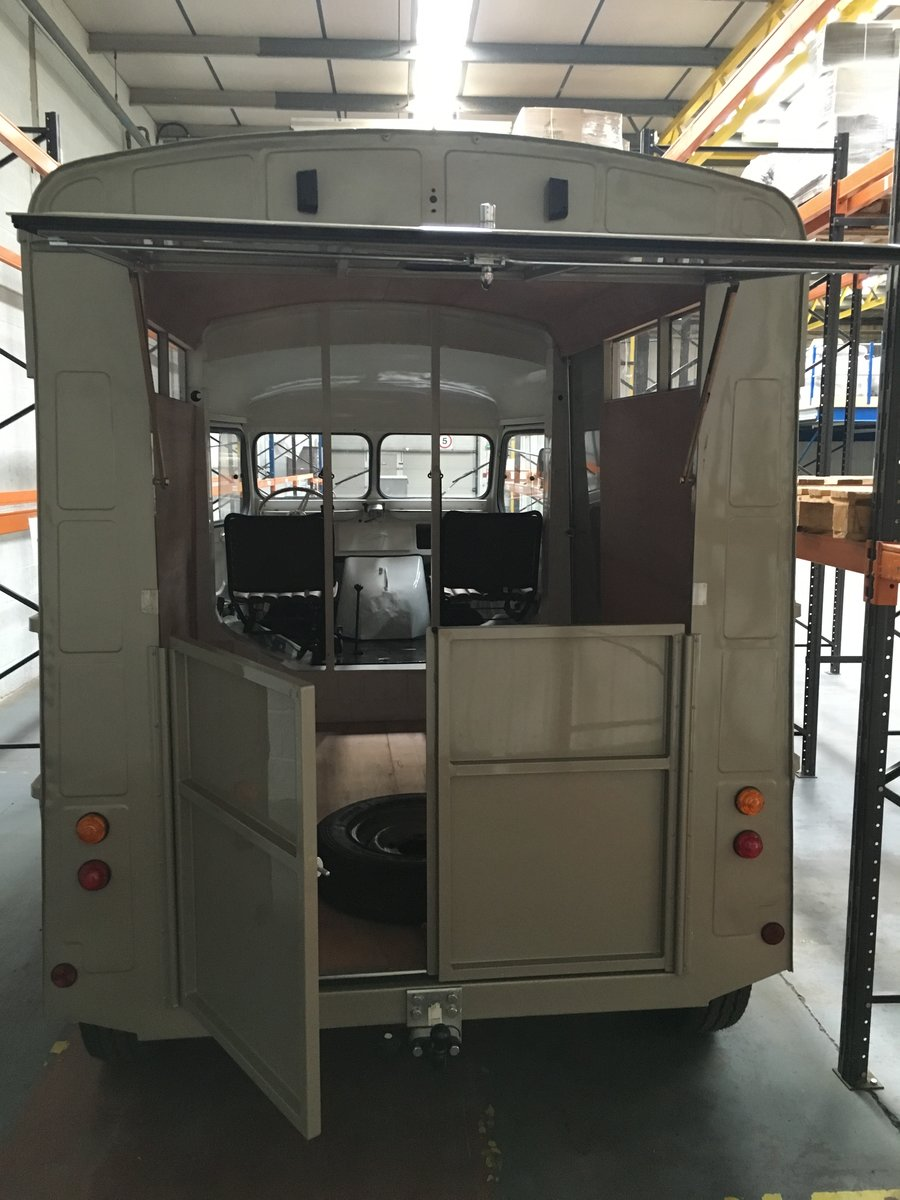 1963 renovated Citroen H Van For Sale (picture 2 of 3)