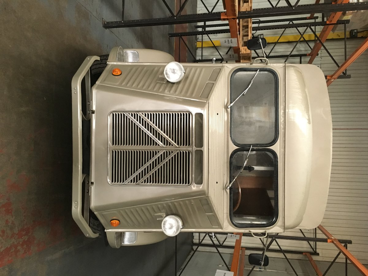 1963 renovated Citroen H Van For Sale (picture 3 of 3)