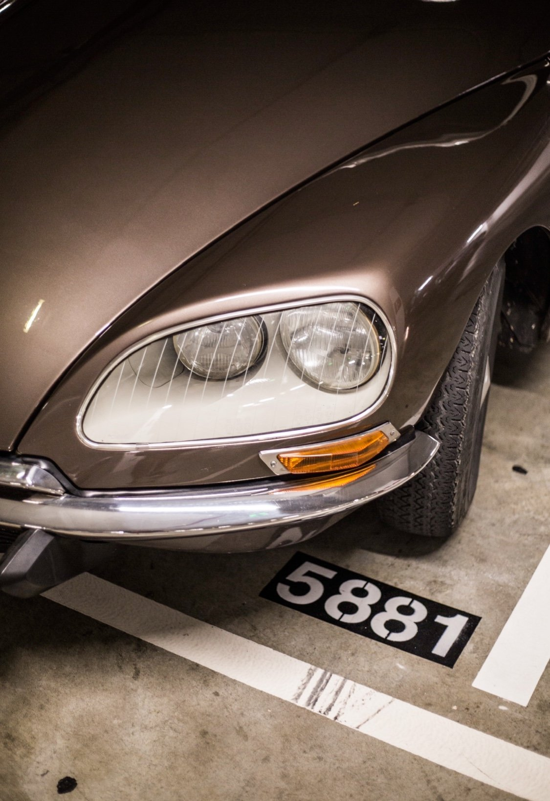 1971 Citroen DS20  For Sale (picture 1 of 6)