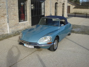 Picture of 1970 Citroen DS21 IE
