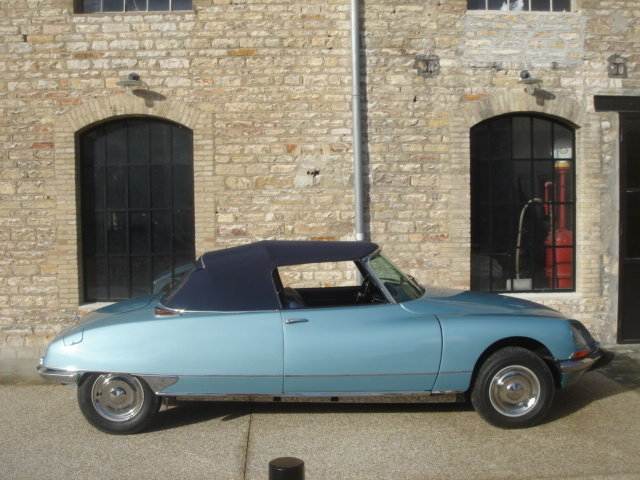 1970 Citroen DS21 IE For Sale (picture 2 of 6)