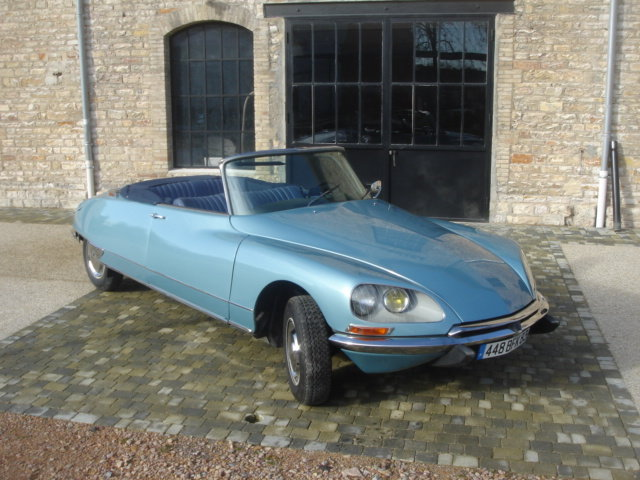 1970 Citroen DS21 IE For Sale (picture 5 of 6)