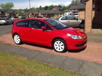 2008 Citroen C4 by Loeb, 74,000 miles, £1,900.00 SOLD (picture 1 of 6)