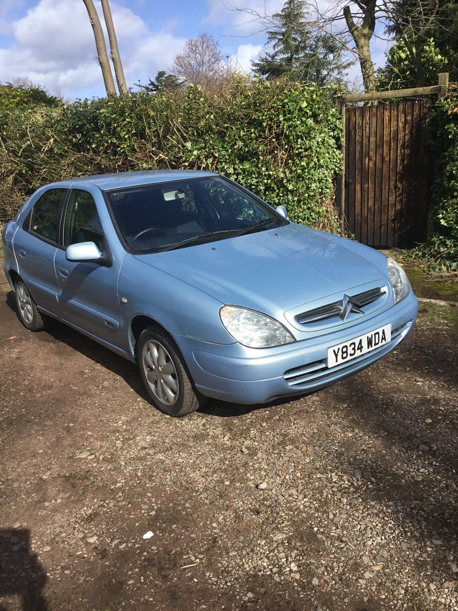 2001 Xsara For Sale (picture 2 of 6)