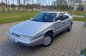 2000 CITROEN XM EXCLUSIVE V6 24V For Sale by Auction