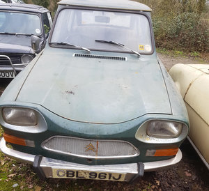 1971 CITROEN AMI 8 For Sale by Auction