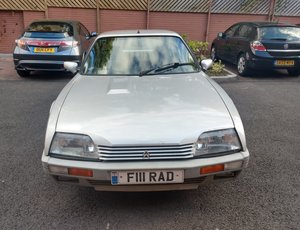 1988 Citroen CX 22 TRS 12 Month MOT