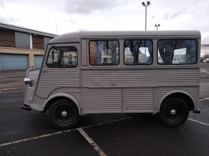 1966 Citroen HY Van for auction 29th - 30th October
