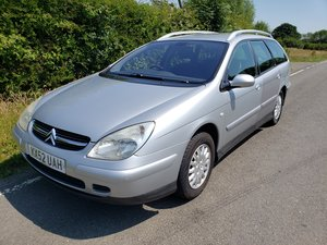 CITROEN C5 2.0 SX HDi ESTATE