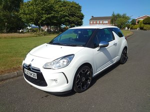 2010 DS3 Auto, Only 30k Miles, Amazing Condition!