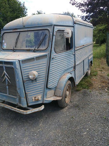 Citroen Hy Van SWB Petrol 1971