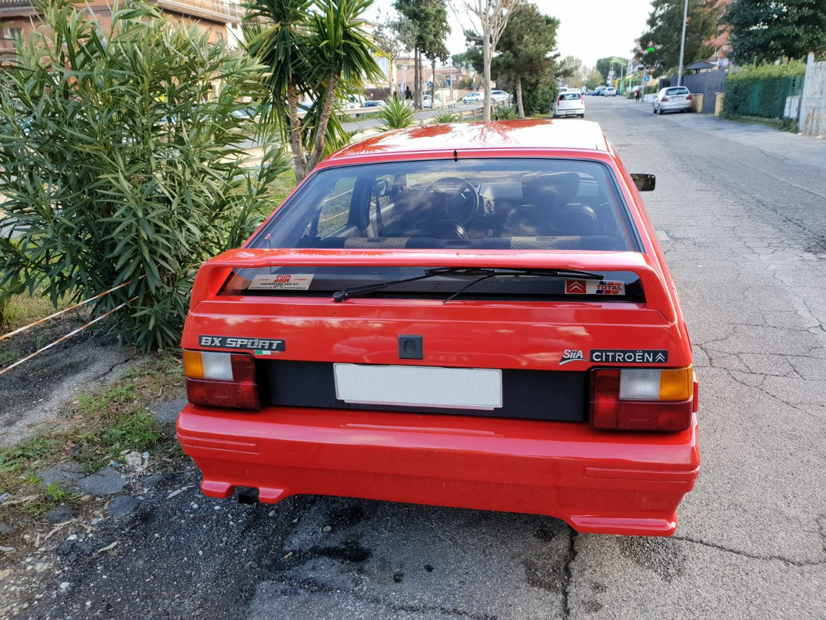 1987 Citroen BX Sport For Sale (picture 2 of 6)