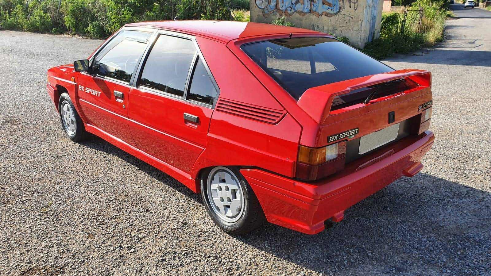 1987 Citroen BX Sport For Sale (picture 4 of 6)