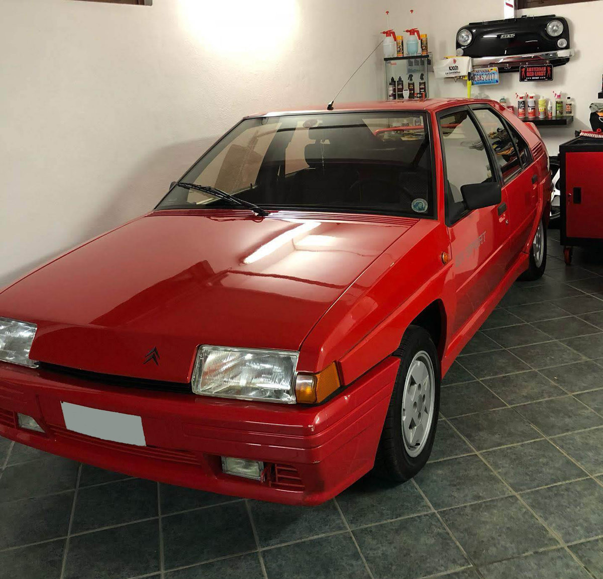 1987 Citroen BX Sport For Sale (picture 5 of 6)