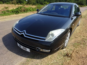 Picture of 2008 (58) CITROEN C6 2.7HDi V6 ,AUTO,HALF BLACK LEATHER, NAV SOLD