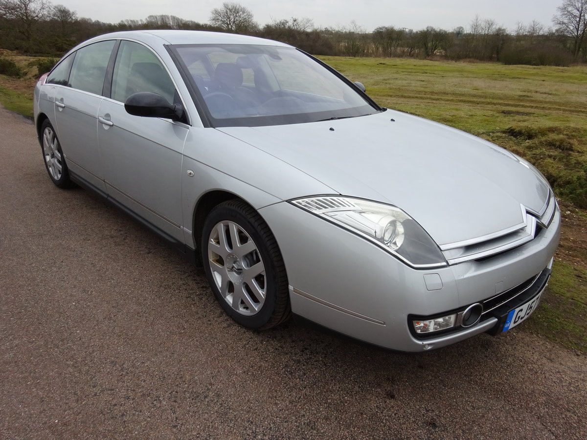 2007 (57) CITROEN C6 2.7HDi V6 (208) ,AUTO, FULL LEATHER SOLD (picture 2 of 6)