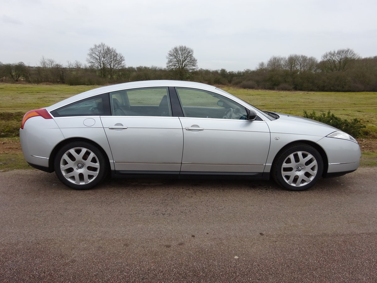 2007 (57) CITROEN C6 2.7HDi V6 (208) ,AUTO, FULL LEATHER SOLD (picture 3 of 6)