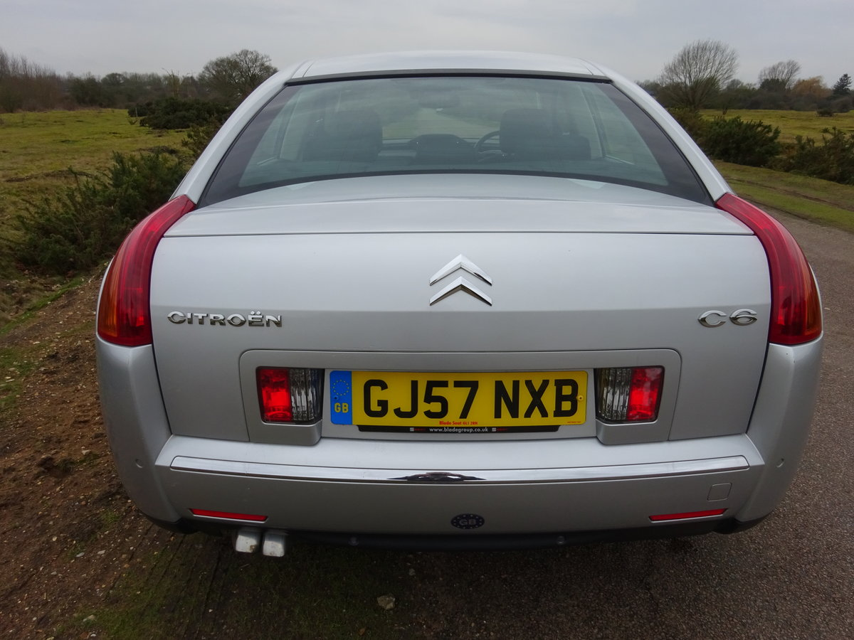 2007 (57) CITROEN C6 2.7HDi V6 (208) ,AUTO, FULL LEATHER SOLD (picture 4 of 6)