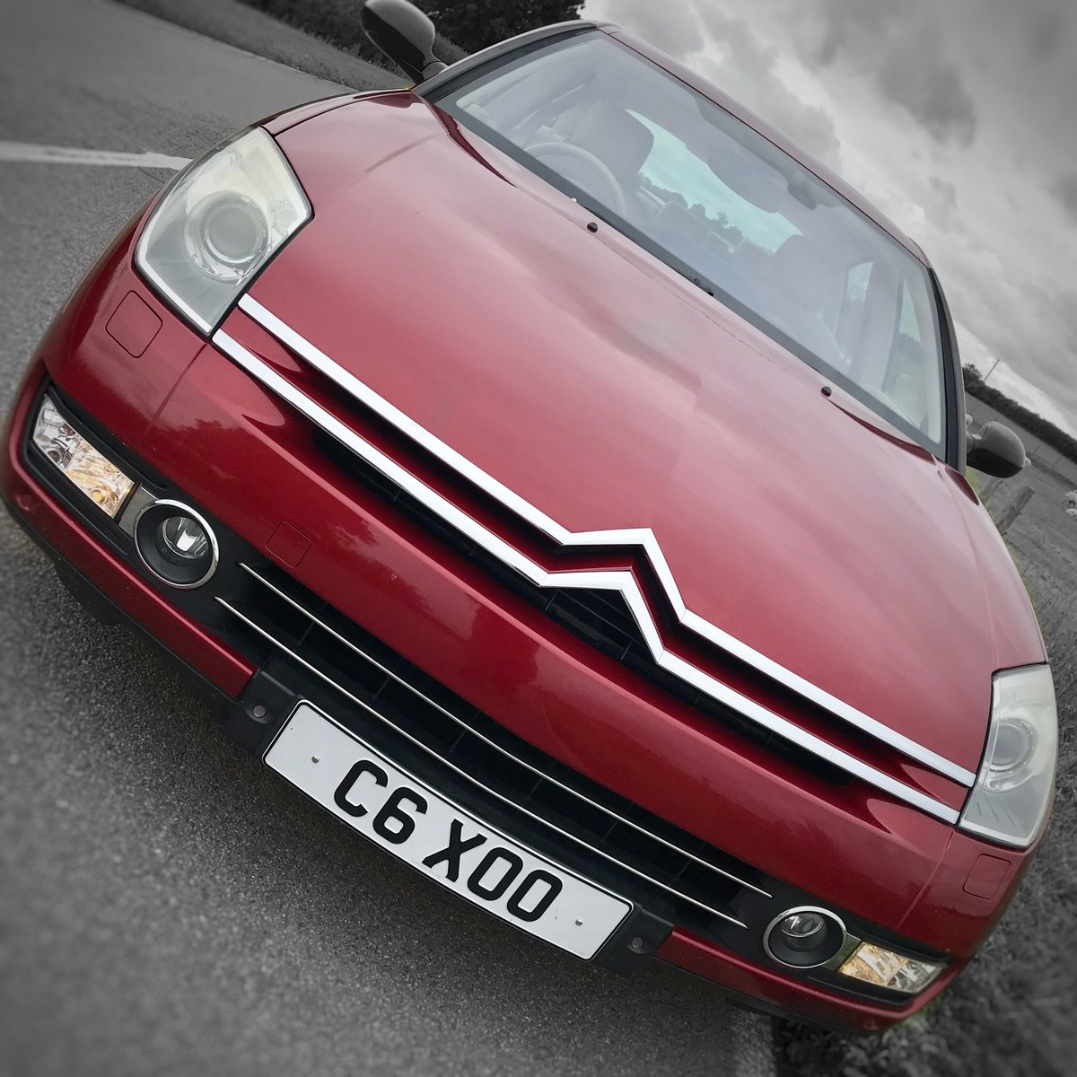 2008 Immaculate Citroen C6, FSH, Lounge Pack, Ultra Low Mileage SOLD (picture 1 of 6)
