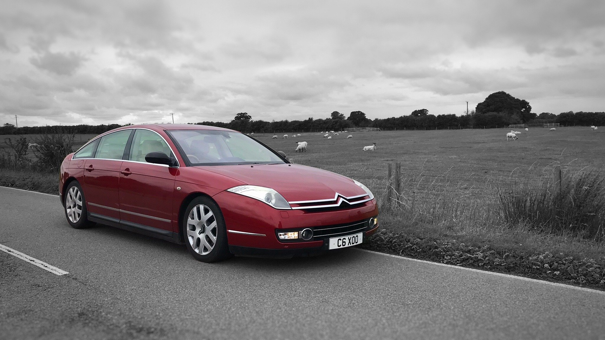 2008 Immaculate Citroen C6, FSH, Lounge Pack, Ultra Low Mileage SOLD (picture 2 of 6)