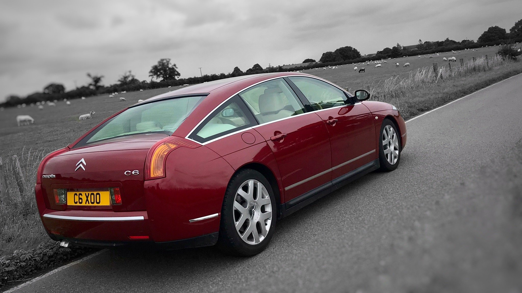 2008 Immaculate Citroen C6, FSH, Lounge Pack, Ultra Low Mileage SOLD (picture 3 of 6)