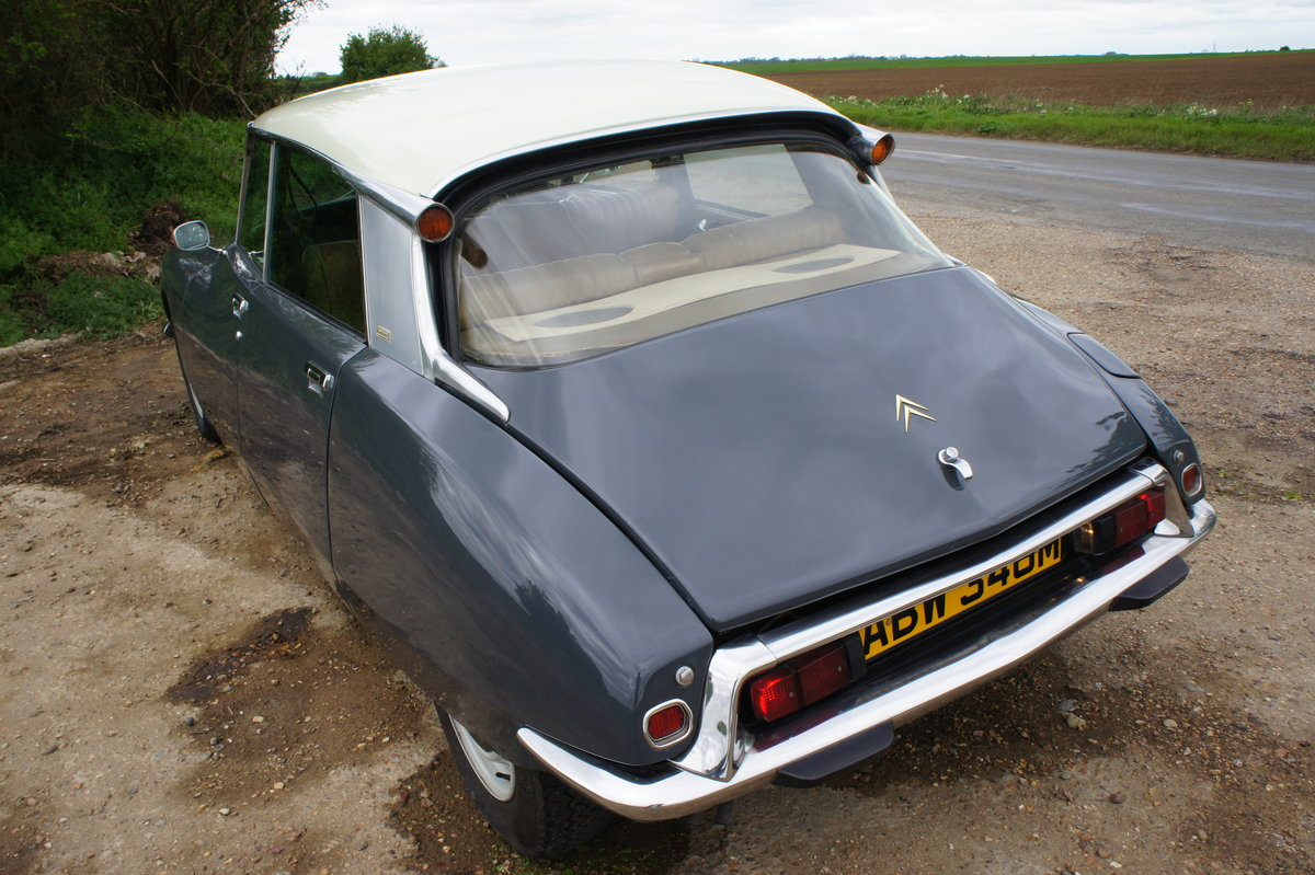 1974 Right hand drive - ds pallas For Sale (picture 3 of 6)