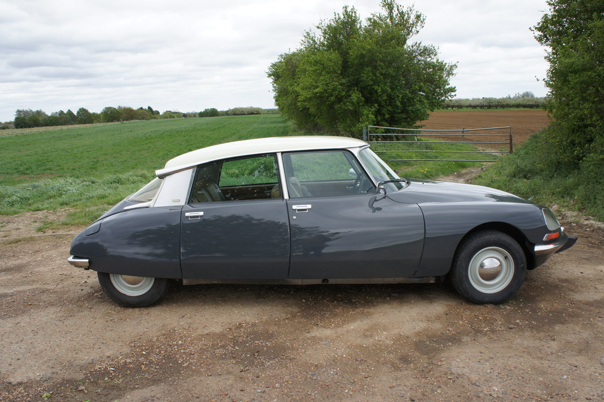 1974 Right hand drive - ds pallas For Sale (picture 5 of 6)