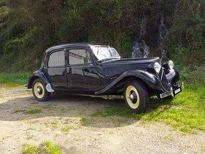 1948 Citroen 11 BL traction