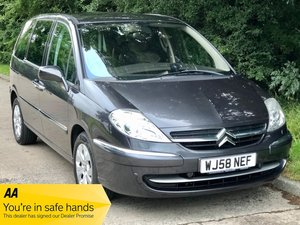 Citroen C8 2.2 HDI Exclusive Automatic - WHEELCHAIR ACCESS