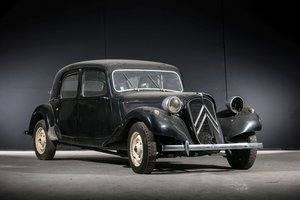 1951 Citroën Traction 11B - No reserve