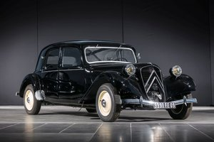 1952 Citroën Traction 11B - No reserve
