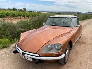 Citroen DS23 Pallas 1973 Located in Spain