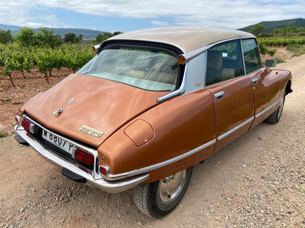 Citroen DS23 Pallas 1973 Located in Spain For Sale (picture 2 of 6)