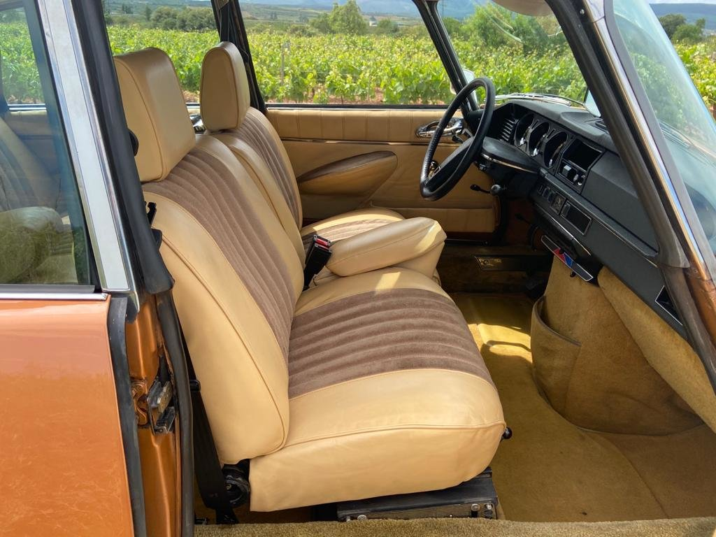 Citroen DS23 Pallas 1973 Located in Spain For Sale (picture 3 of 6)
