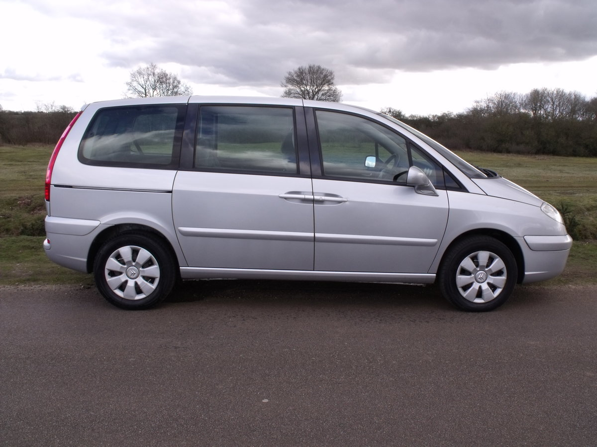 2006 (06) CITROEN C8 2.2HDi  7 SEATER A/C ELEC DOORS SOLD (picture 4 of 6)