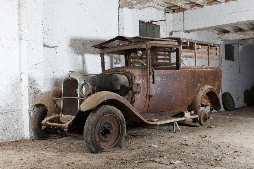 Circa 1928 Citroën C4 bétaillère - No reserve For Sale by Auction (picture 1 of 6)